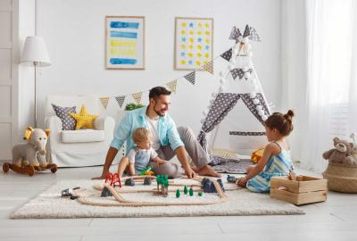 10 fajnych rzeczy do zrobienia w domu z dziećmi