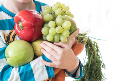 Warzywa w szklance   Świetny pomysł dla każdego niejadka